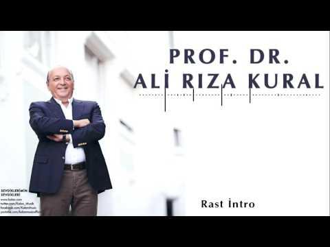 Ali Rıza Kural  -  Rast İntro [ Sevdiklerimin Sevdikleri © 2016 Kalan Müzik ]