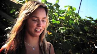 A Hawaii minute with Sally Fitzgibbons