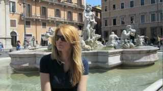 Piazza NAVONA - Best Of Rome HD