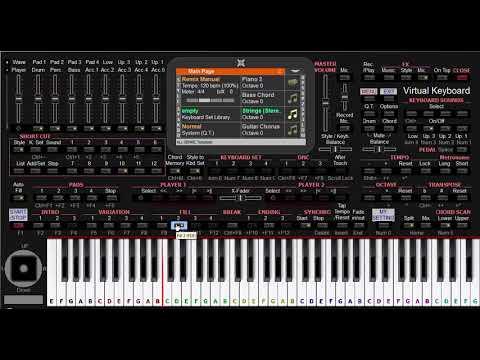 Main Organ Tunggal Di Laptop/PC (Music Studio Sofeh Sunrise)