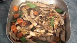 Honey Soy Chicken Stir Fry - Recipe