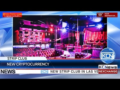 KCN Strip club in Las Vegas issues its own cryptocurrency