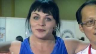 World weightlifting championships 2010 Svetlana Podobedova