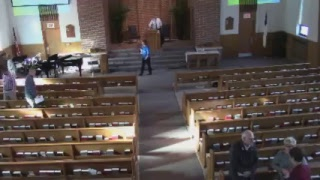 1/14/2018 Morning Worship at South Grandville CRC