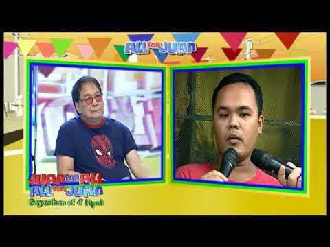 Juan For All, All For Juan Sugod Bahay   December 14, 2017