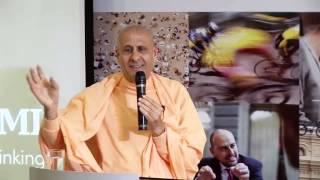 Радханатх Свами - выступление в Ernst & Young  в Лондоне 2014