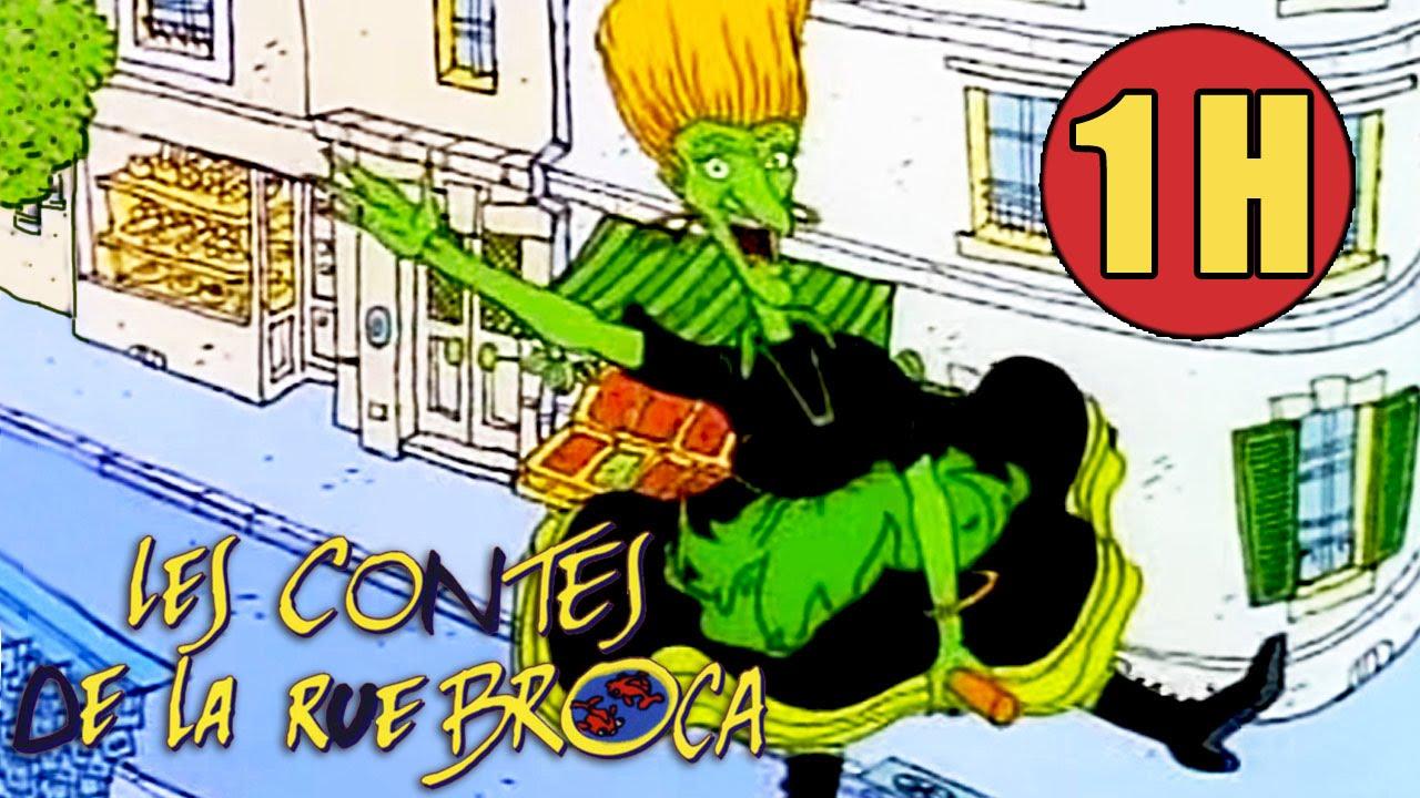 Les contes de la rue broca le best of hd dessin anim pour enfants youtube - Contes rue broca ...
