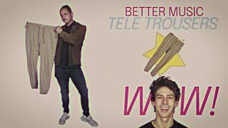 Introducing the Tele Trousers! | Better Music