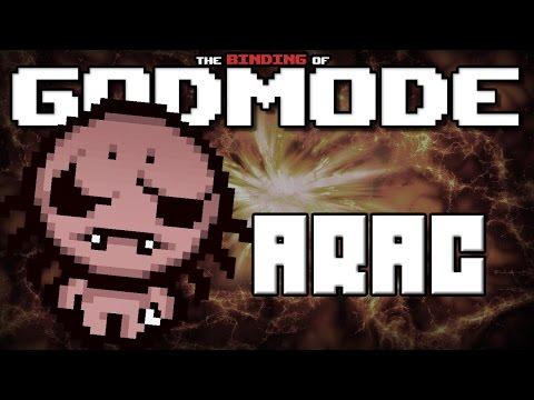 GODMODE - Afterbirth's #1 Mod [Arac]