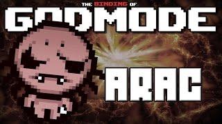GODMODE Afterbirth S 1 Mod Arac
