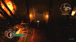 Dungeon Siege III gameplay pc part 1
