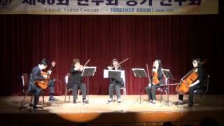 Carulli - Guitar concerto in A major-김준홍