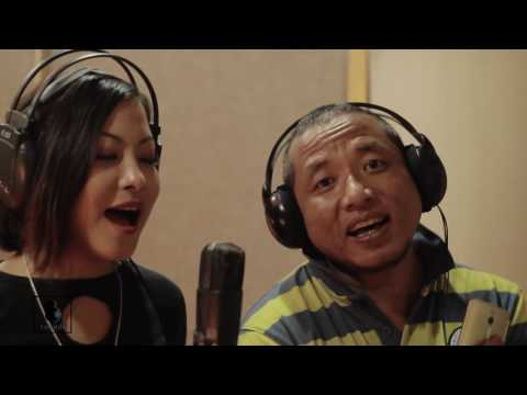 Dan Hill  - Sometimes When We Touch  -Cover By Adama & Sangtei Renza