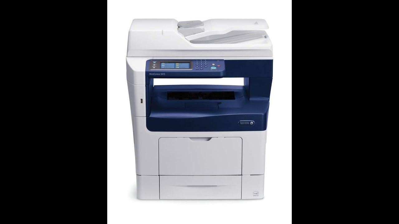 Xerox WorkCentre 3615 All Error Codes Description and Remedy