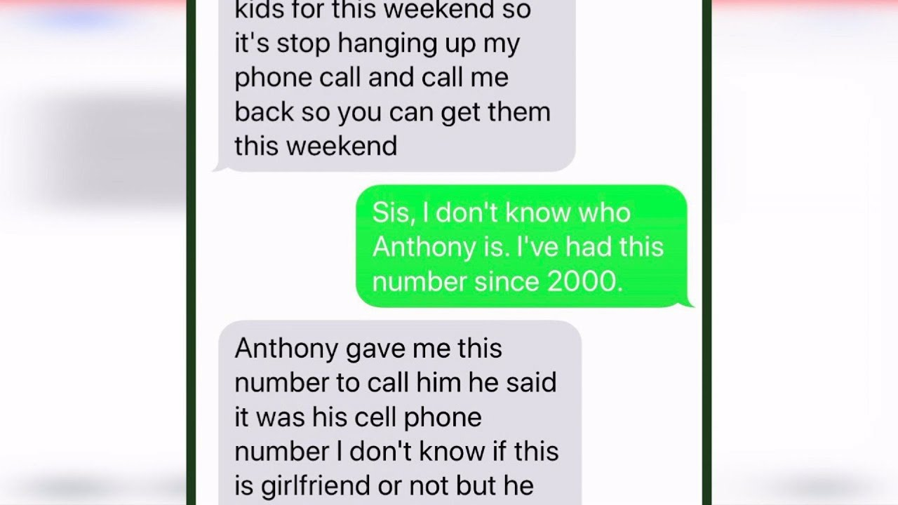 Text to wrong number leads to acts of kindness for Winston-Salem woman