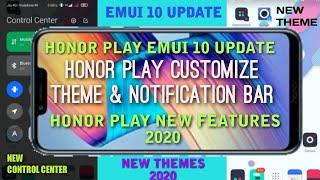 Honor Play & Honor 9 Lite Emui 10 Update | Honor Play New Update Date | Honor Play | 2020