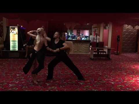 Видео танца любви - румба