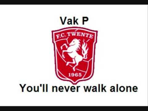 fc twente - you'll never walk alone