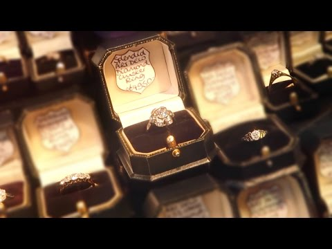 CRAZY DIAMOND RING