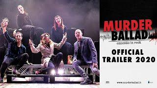 Murder Ballad Italia - Promo Trailer 2020