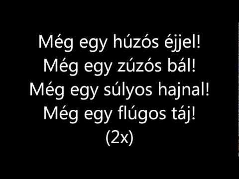 Hooligans - Legyen valami (lyrics) HD