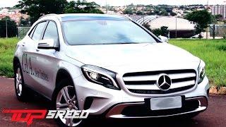Avaliação Mercedes-Benz Gla 200 | Canal Top Speed