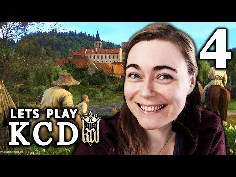 (Poorly 'Executed') Lilia Plays Kingdom Come: Deliverance - Part 4