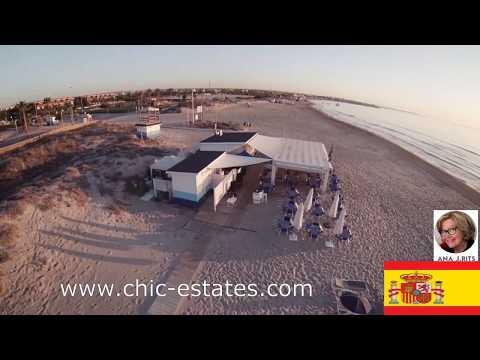 Playa Higuericas spain - Torre de la Horadada - chic estates