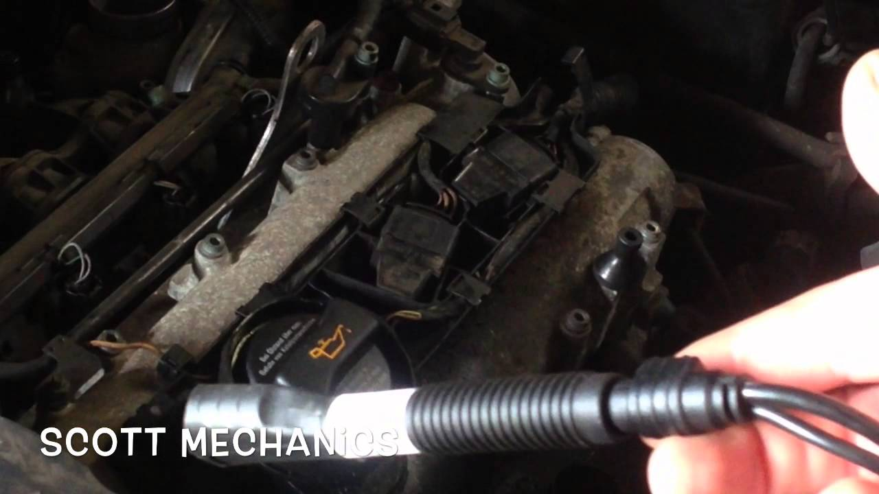 P0304 Vw Misfire Snap On Verus Pro Scan Tool Find And Fix