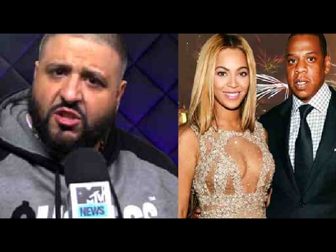 DJ Khaled Says Beyonce and Jay Z Made Him Cry