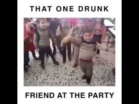 hqdefault that one drunk friend at party youtube