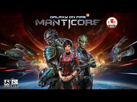 Galaxy On Fire 3: Manticore / Uzay Savaş Oyunu