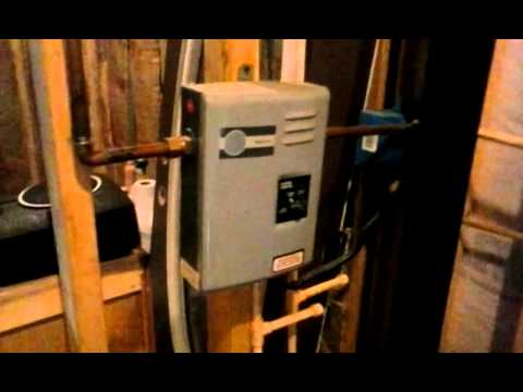 hqdefault rheem hot water model rete 13 youtube rheem rete 27 wiring diagram at couponss.co