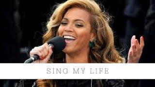 ♛ 5/ Tag: Sing my life (Créatrice) - LeaChoue