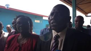 Swazuri hits out at land grabbers seeking to stop NLC from solving private land disputes