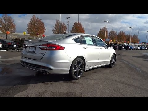 2017 Ford Fusion Salt Lake City, Murray, South Jordan, West Valley City, West Jordan, UT 40191