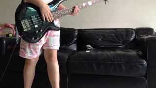 Don t say lazy Bass Cover