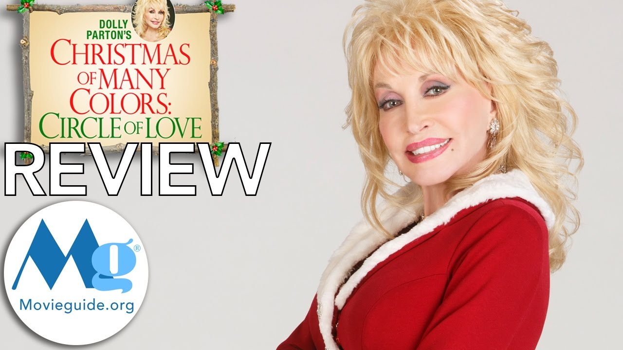 DOLLY PARTON'S CHRISTMAS OF MANY COLORS: CIRCLE OF LOVE - YouTube