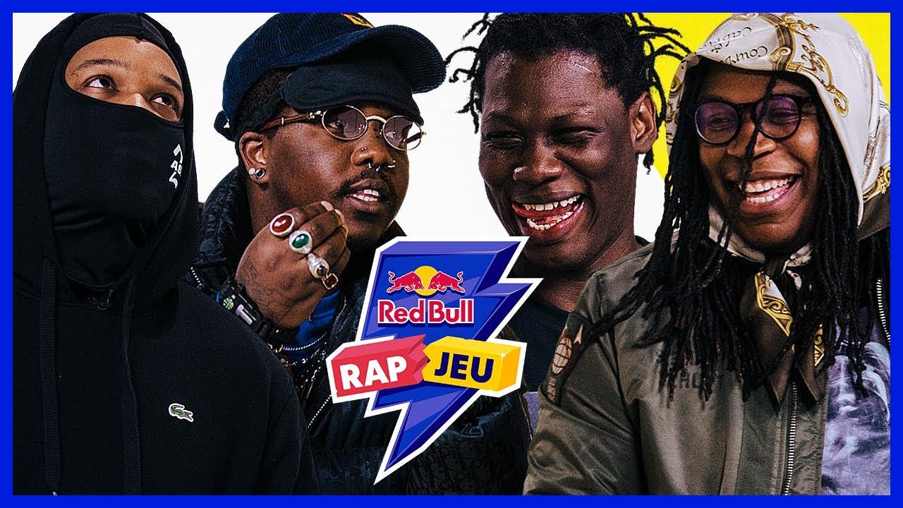Doums & SLKrack vs Zuukou Mayzie & Flem - Red Bull Rap Jeu #48
