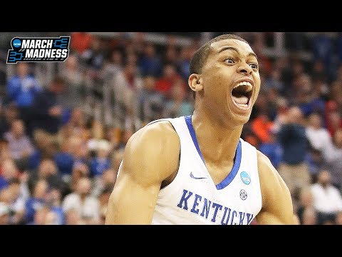 Best NCAA Plays - Sweet 16 | 2019 NCAA March Madness Highlights