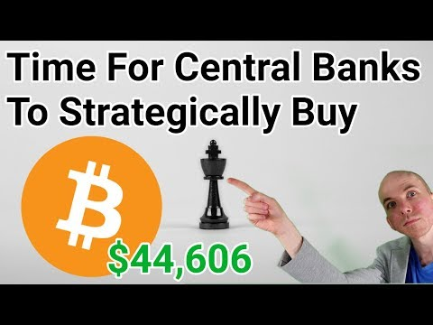 Central Banks Buying Bitcoin + Yellow Vest French Bank Run