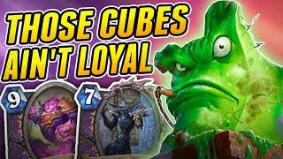 Voidcaller is Fun and Interactive! | Wild Cube Warlock | Hearthstone Rise of Shadows