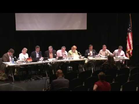 Mountain View City Council Meeting - Aug 9th