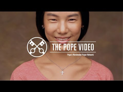 The Pope Video 11-2017 - To witness to the Gospel in Asia - November 2017
