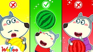 Download lagu 🔴 LIVE: Wolfoo Plays Colorful Watermelon Challenge With Parents | Wolfoo Family Kids Cartoon