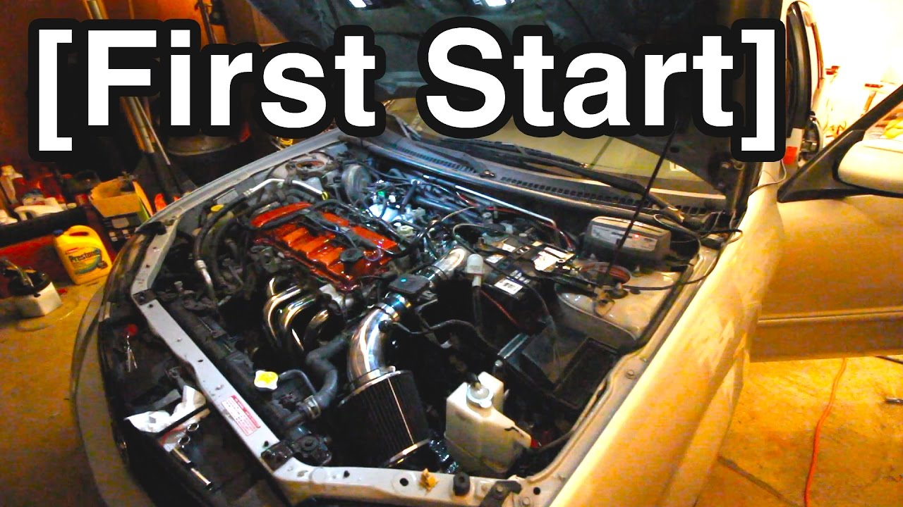 How To Prime & Start a Dry Engine [FIRST START]