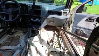 Ford Sierra 2.0l DOHC Turbo R.I.P