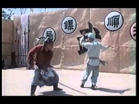 KUNG FU HERO WANG WU - LETTERBOX - ENGLISH DUBBED