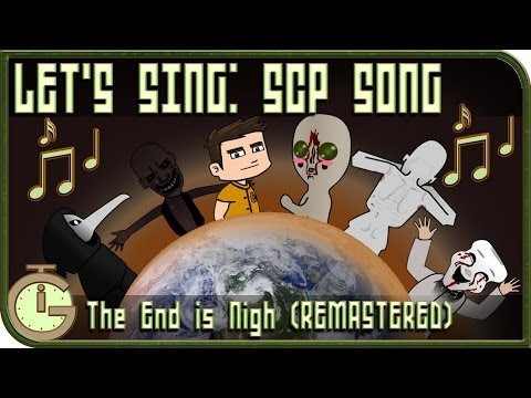 SCP Song  SCP Containment Breach Song  Lyrahel  The End is Nigh Remastered