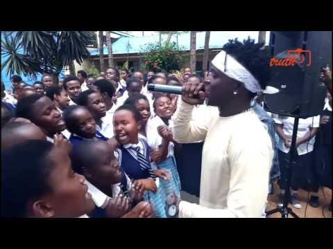 WILLY PAUL - I DO  ( live at Fr. Heeram Girls School )